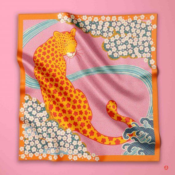 Sakura Leopard